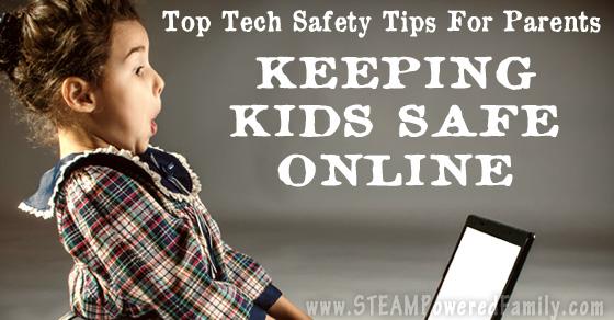 Top Computer Safety Tips For Parents ~ Keeping Kids Safe Online