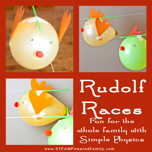 Rudolf Balloon Race