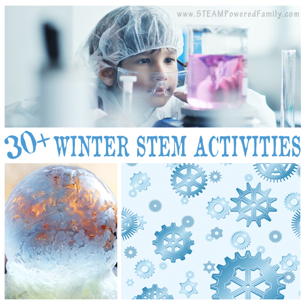 30 Winter Stem Activities Cool Hands On Learning