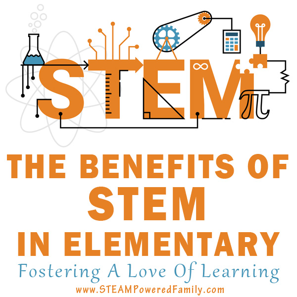 The benefit of STEM in elementary provides lifelong results