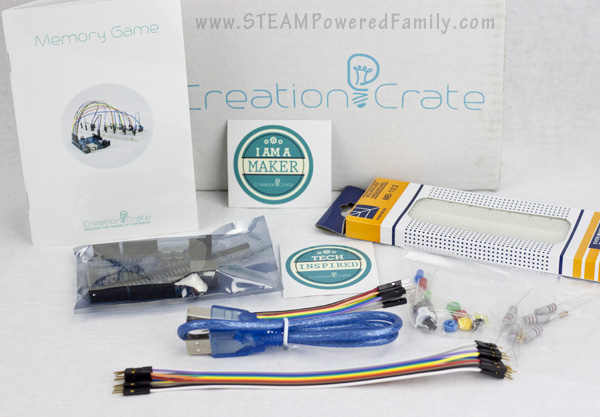creation crate box