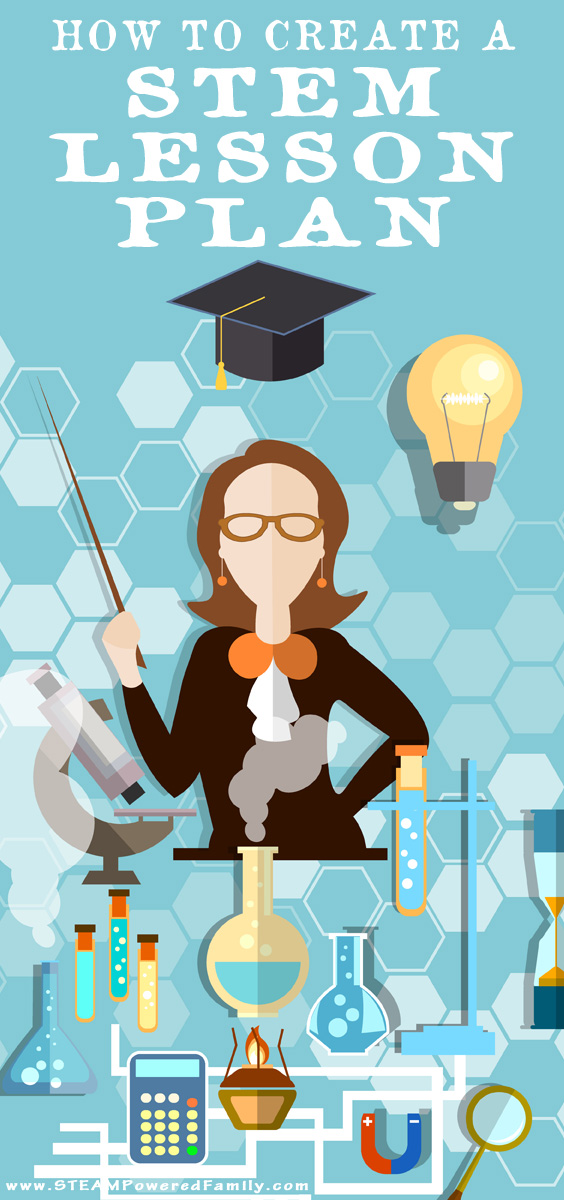 How To Create STEM Lesson Plans & STEM Activities