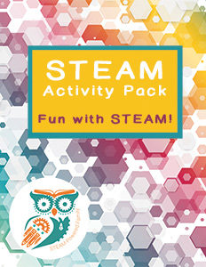 STEAM Fun Pack Printables