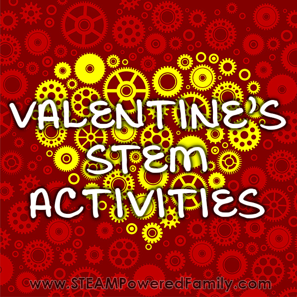 Valentine's Day STEM Activities