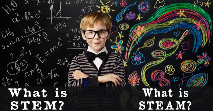 What is STEM and STEAM? A guide for parents and educators