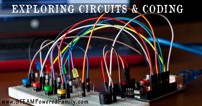 Coding and Electrical Circuits For Kids - Build a memory game using a breadboard and Arduino. A STEM Activity for the Makers of Tomorrow.