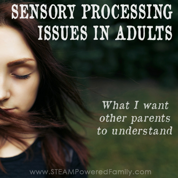 Sensory processing issues in adults are far more common than most people realize. In fact, it is considered a natural part of aging, but awareness is needed.