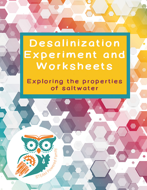 Desalinization experiment workbook