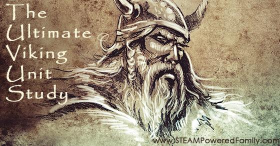 The Ultimate Viking Unit Study