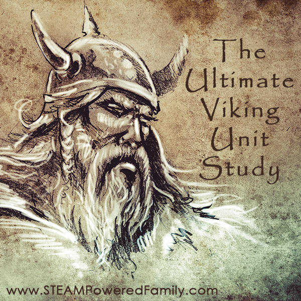A Viking Unit Study for Upper Elementary and Middle School