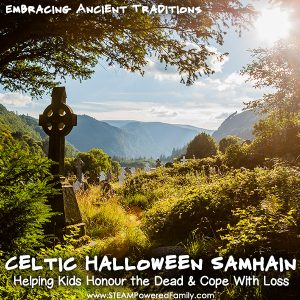 Embracing Ancient Traditions - Celtic Halloween Samhain - Honouring the Dead