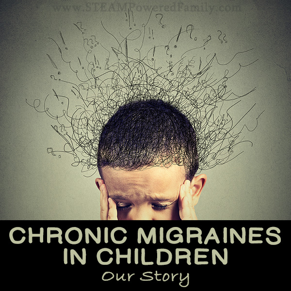 Childhood migraines present differently than migraines in adults. Finding help for our son was a struggle, but finally we are finding him some relief.