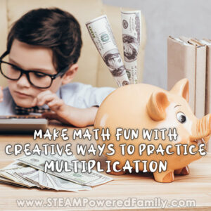 Practice math multiplication facts