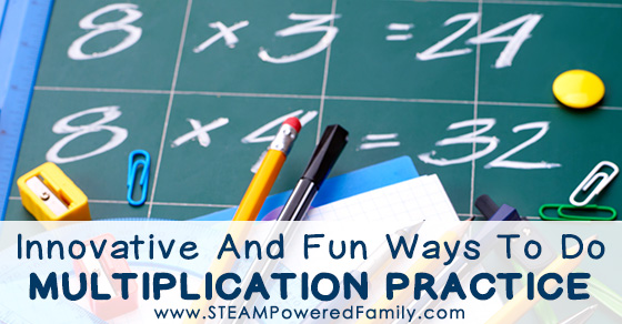 Innovative And Fun Ways To Incorporate Multiplication Practice