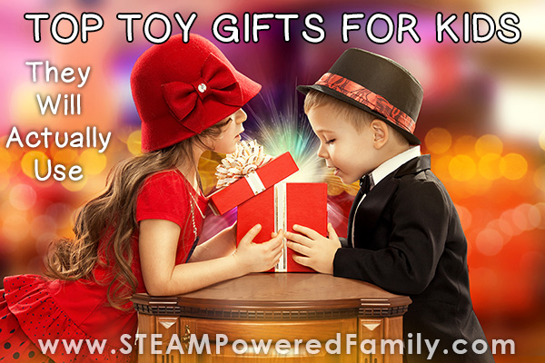 Our picks for the top toys and gifts for your kids for this holiday season. All tested, researched and hand picked by us! Smart gifts for smart kids.