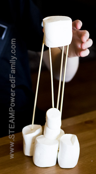 Marshmallow Engineering Challenge
