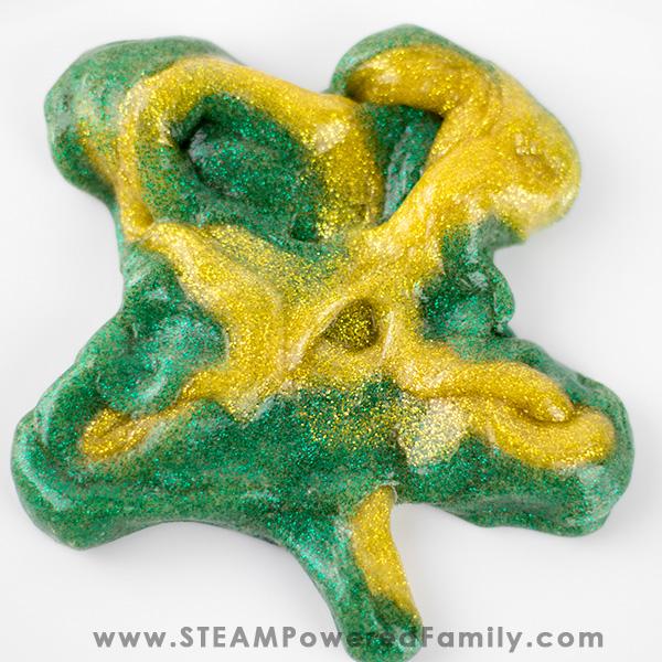 Slime 4 leaf clover