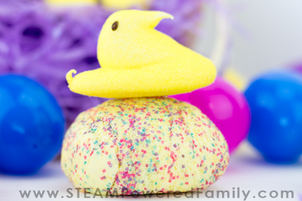 Glitter playdough that is edible and beautiful!