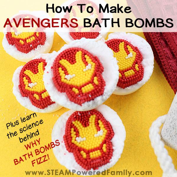 Avengers Bath Bomb