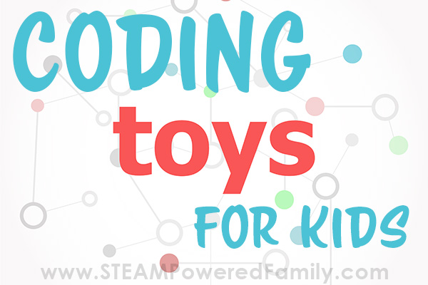Coding toys for kids starting as young as preschool through tweens and teeens