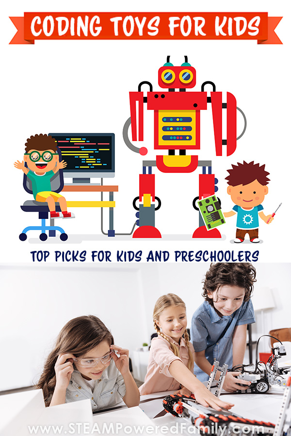 Coding toys for kids, tweens through preschoolers from our personal choices to our wishlist