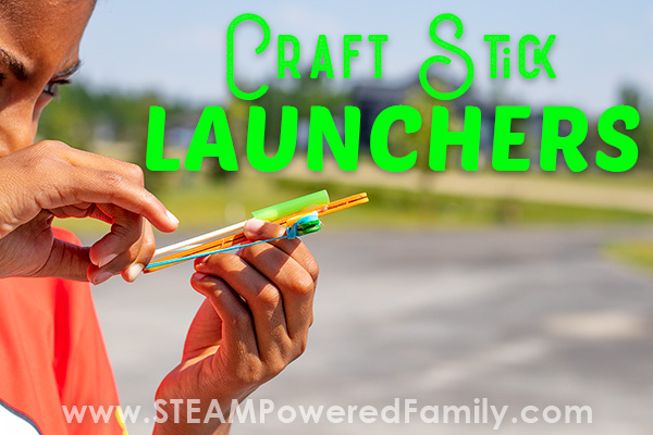Popsicle Stick Crafts will never be the same after kids engineer their very own launchers