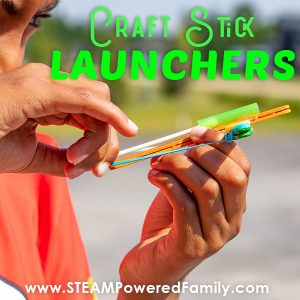 Popsicle stick crafts are all the rage with kids especially when they make these wicked launchers