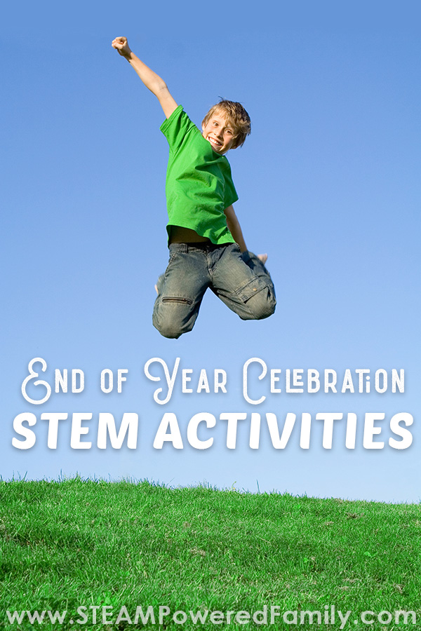 Celebrate the end of school year with these STEM activities that will have kids talking all summer long.