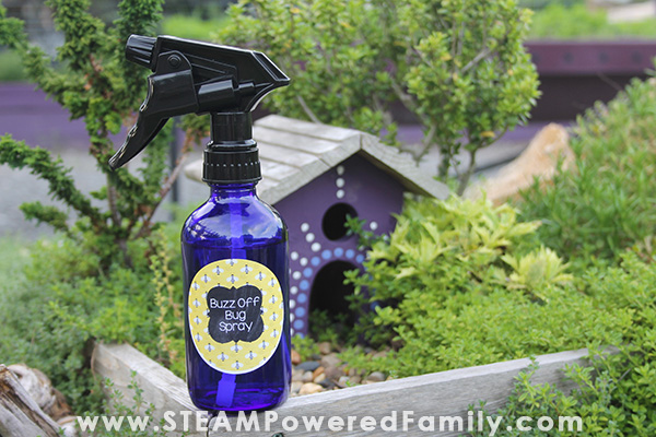 Bug spray the whole family loves, is easy to make and smells amazing, most of all, it works!
