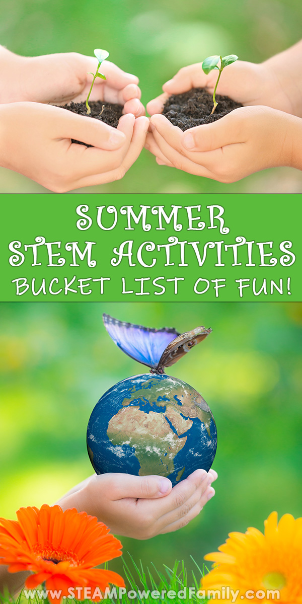 Summer STEM Activities