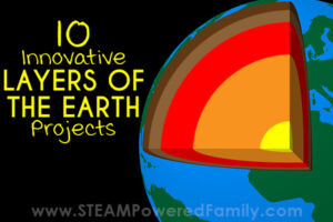 The best Layers of the Earth project ideas