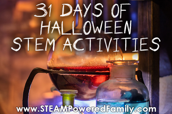 31 Days of Halloween STEM Activities and Projects