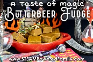 Butterbeer fudge recipe for kids