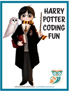 Harry Potter Coding