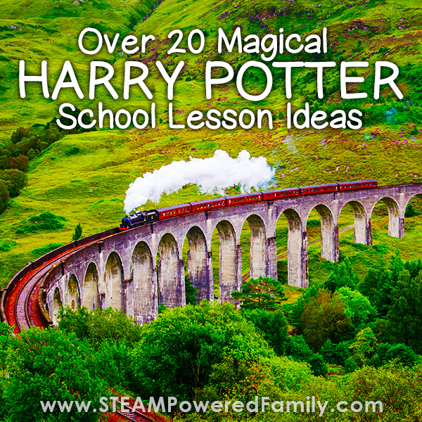 Harry Potter School lessons and activities that teach science and STEM like magic!