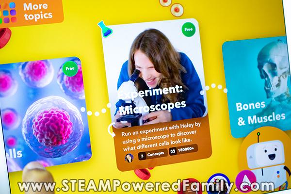 Tappity Human Body App