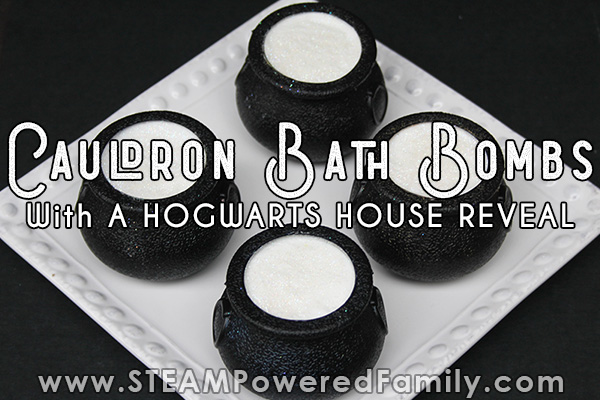 Kids bath bomb making activity