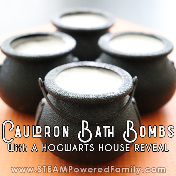 Harry Potter Cauldron Bath Bombs