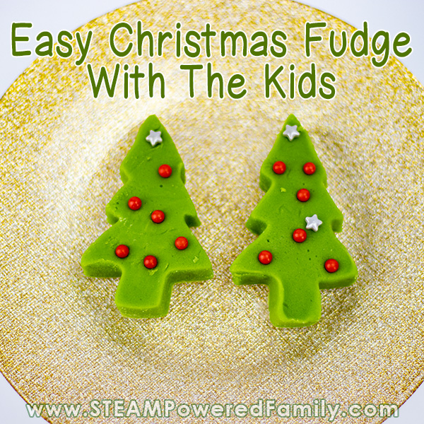 Christmas Fudge STEAM Activity