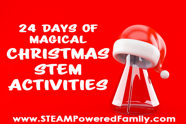 Christmas STEM Activities 24 Day Countdown