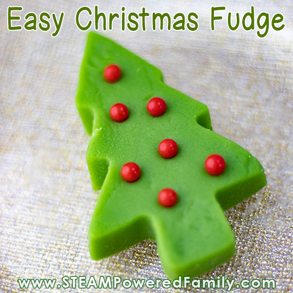 Easy Fudge Recipe for Christmas