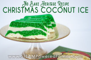 No bake heritage recipe kids love to make for Christmas