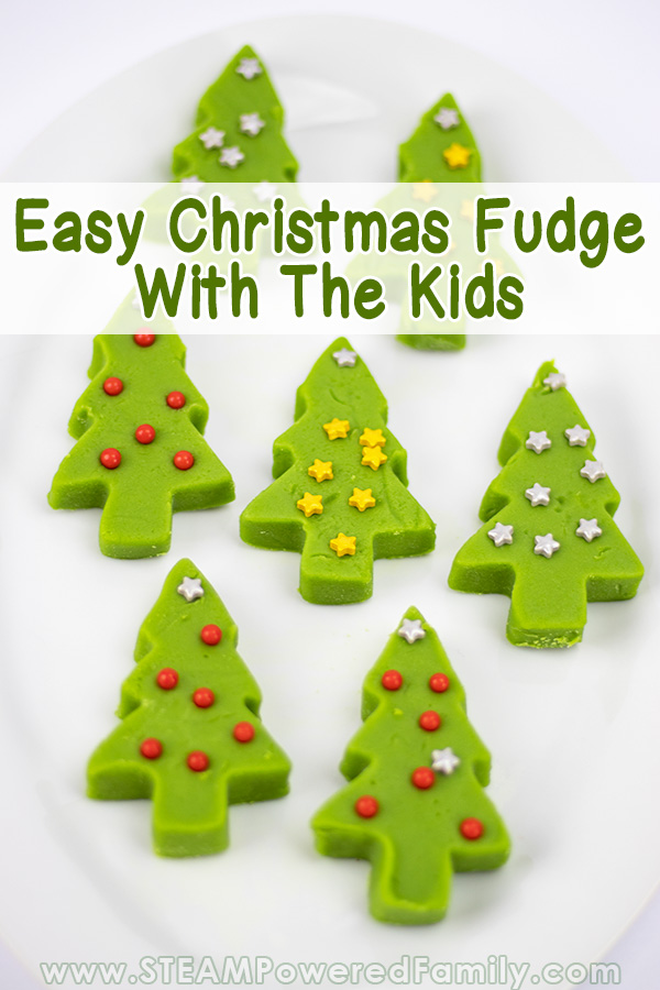 Easy Christmas Fudge Recipe
