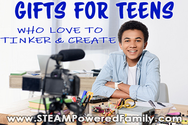 Gifts for teens who love to tinker