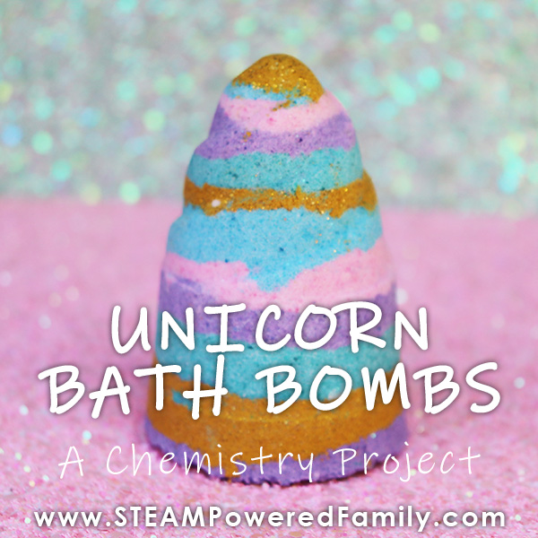 Unicorn Horn Bath Bomb