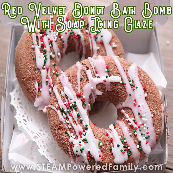 donut bath bomb recipe