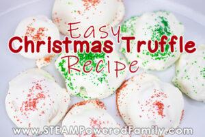 Christmas Truffle Recipe