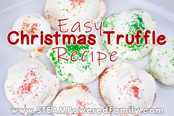 Christmas Truffle Recipe