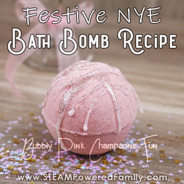 NYE Bath Bombs