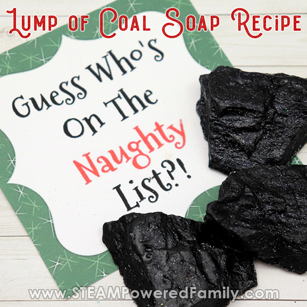 Lump of coal in the stocking for those on the naughty list